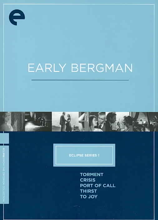 EARLY BERGMAN BOX SET BY BERGMAN,INGMAR (DVD)