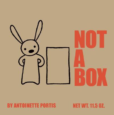 Not a Box By Portis, Antoinette (ILT)