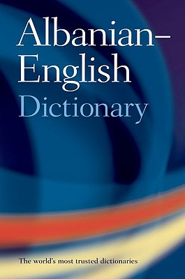 Oxford Albanian-English Dictionary By Newmark, Leonard