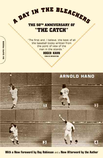 A Day in the Bleachers By Hano, Arnold